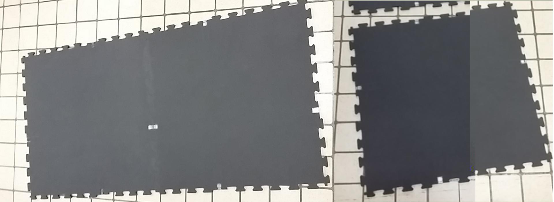 tapis de détection capteurs